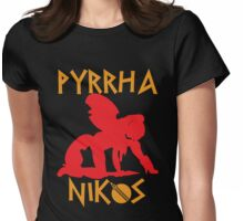 Pyrrha Nikos - RWBY Womens Fitted T-Shirt
