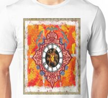 Steampunk Octopus Clock Unisex T-Shirt
