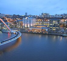 City Lights by diveroptic