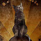 Le Chat Gris by David Kessler