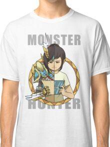 Hunter's Life (Zinogre) (F3DS) Classic T-Shirt