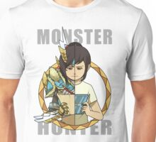 Hunter's Life (Zinogre) (F3DS) Unisex T-Shirt