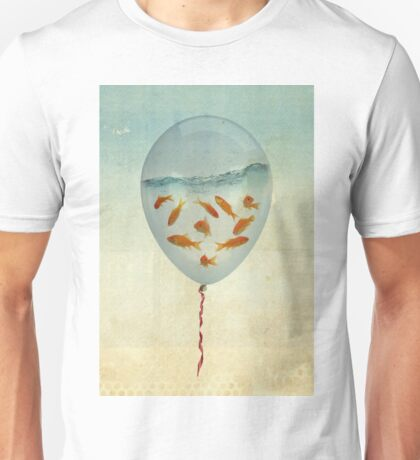 balloon fish 02 Unisex T-Shirt