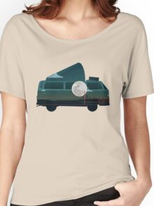 VW Camper Women's Relaxed Fit T-Shirt