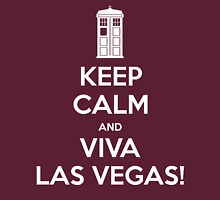 KEEP CALM and VIVA LAS VEGAS! Unisex T-Shirt