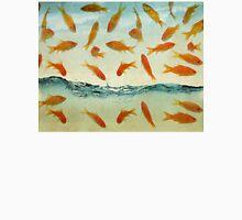 raining goldfish Unisex T-Shirt