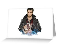 Colin O'Donoghue / Autograph Greeting Card