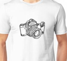Pentax 6X7 Medium Format Camera Unisex T-Shirt