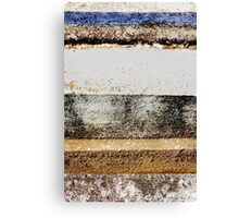Urban layers Canvas Print