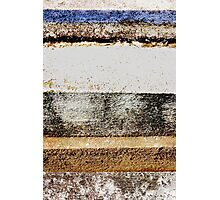 Urban layers Photographic Print