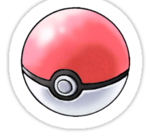 Time Lord Technology Pokeball Sticker