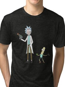 Rick and MPB Tri-blend T-Shirt