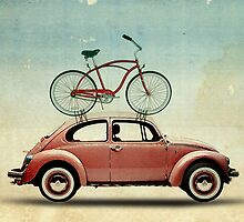 VW Bike Rack by Vin  Zzep