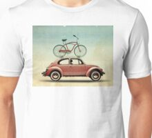 VW Bike Rack Unisex T-Shirt