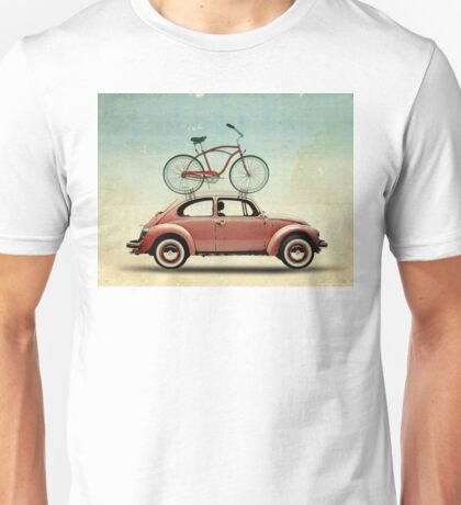 VW Bike Rack T-Shirt