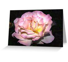 Dusky beauty Greeting Card