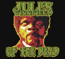 Jules Winnfield of the Dead by BUB THE ZOMBIE