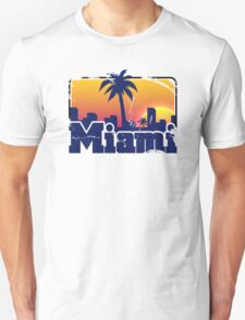 Welcome to Miami Unisex T-Shirt