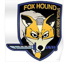 MGS / Star Fox - Star Fox Hound Poster