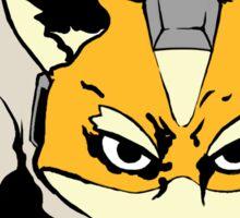 MGS / Star Fox - Star Fox Hound Sticker