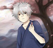 Gintoki by SamuraiWARRIOR7