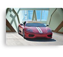 Ferrari F430 Scuderia Canvas Print