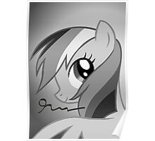 Rainbow Dash Signed Poster Poster