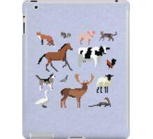 Animals of the UK iPad Case/Skin