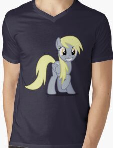 Derpy Squee Mens V-Neck T-Shirt