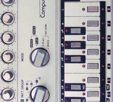 TB-303 Gear Sticker