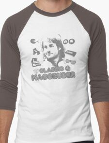 Classic Grubez! Men's Baseball ¾ T-Shirt