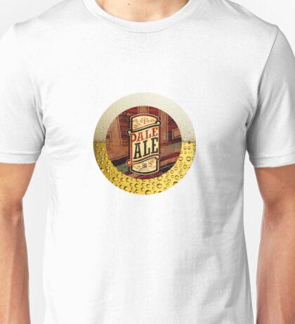 VINTAGE BEER LABEL Unisex T-Shirt