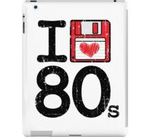 I Heart 80's iPad Case/Skin