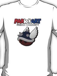 MARIO KART FRENCH COMMUNITY T-Shirt