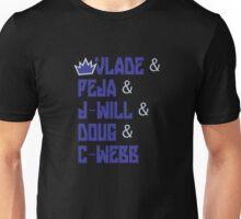 "Sacramento Kings ""Greatest Show On Court"" Unisex T-Shirt"
