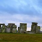 Stonehenge -  standing strong by Shiva77