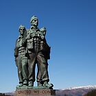 The Commando Memorial by Maria Gaellman