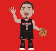 NBAToon of Peyton Siva, player of Louisville Cardinals by D4RK0