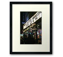 London Scene 1 Framed Print