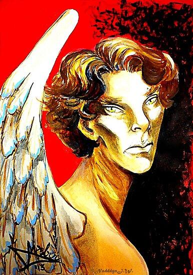 The Angel Islington by NadddynOpheliah