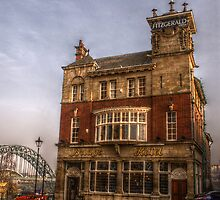 Bridge Hotel by Andrew Pounder