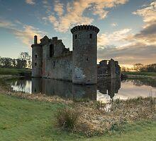Caerlaverock Castle #2 by Brian Kerr