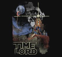 TIME LORD Episode IV by Creative Outpouring