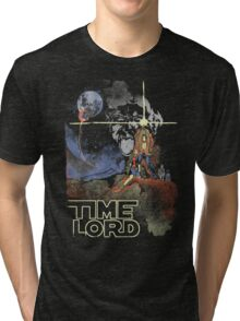 TIME LORD Episode IV Tri-blend T-Shirt
