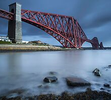 The Forth Rail Bridge by Brian Kerr