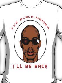 I´ll be back T-Shirt