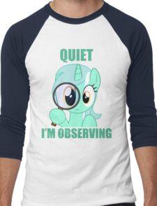 Observation Men's Baseball ¾ T-Shirt