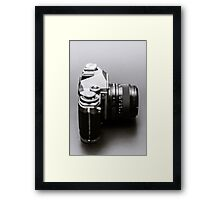 Side On Framed Print