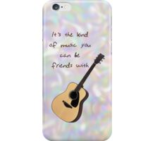 Darren's Music iPhone Case/Skin