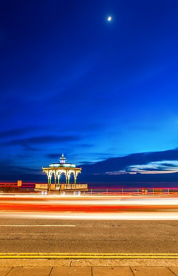 brighton bandstand by James Calvey